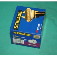 Schlage F170 PLY626 Plymouth Satin Chrome Door Knob Single Dummy Trim 914937