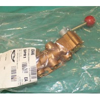 "Versa VNH-4302 Hand Operated Valve 1/4"" NPT 4-Way 2 position Pneumatic Air NEW"