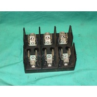 Buss, J60030-3CR, Fuse Holder Block 600V 30A