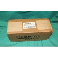 "Deublin, 9075-020-125400, hydraulic Rotary Union 3/4"" NPT 519380 NEW"