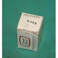 Clippard Minimatic, PL-P2E-B, Push Button Black Valve Pneumatic Air NEW