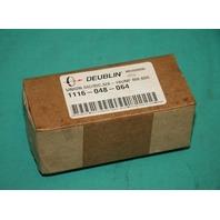 Deublin, 1116-048-064, Hydraulic Coolant Rotary Union SIC/SIC 5/8-18UNF RH.655