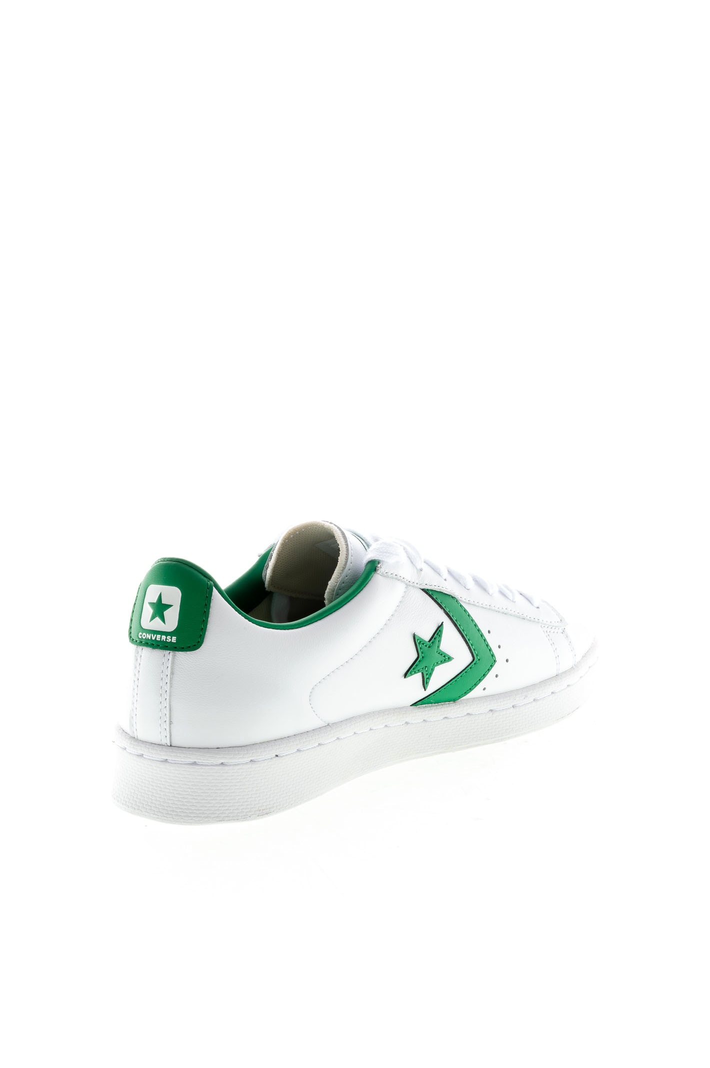 167971CPRO LEATHER-WHT/GREEN