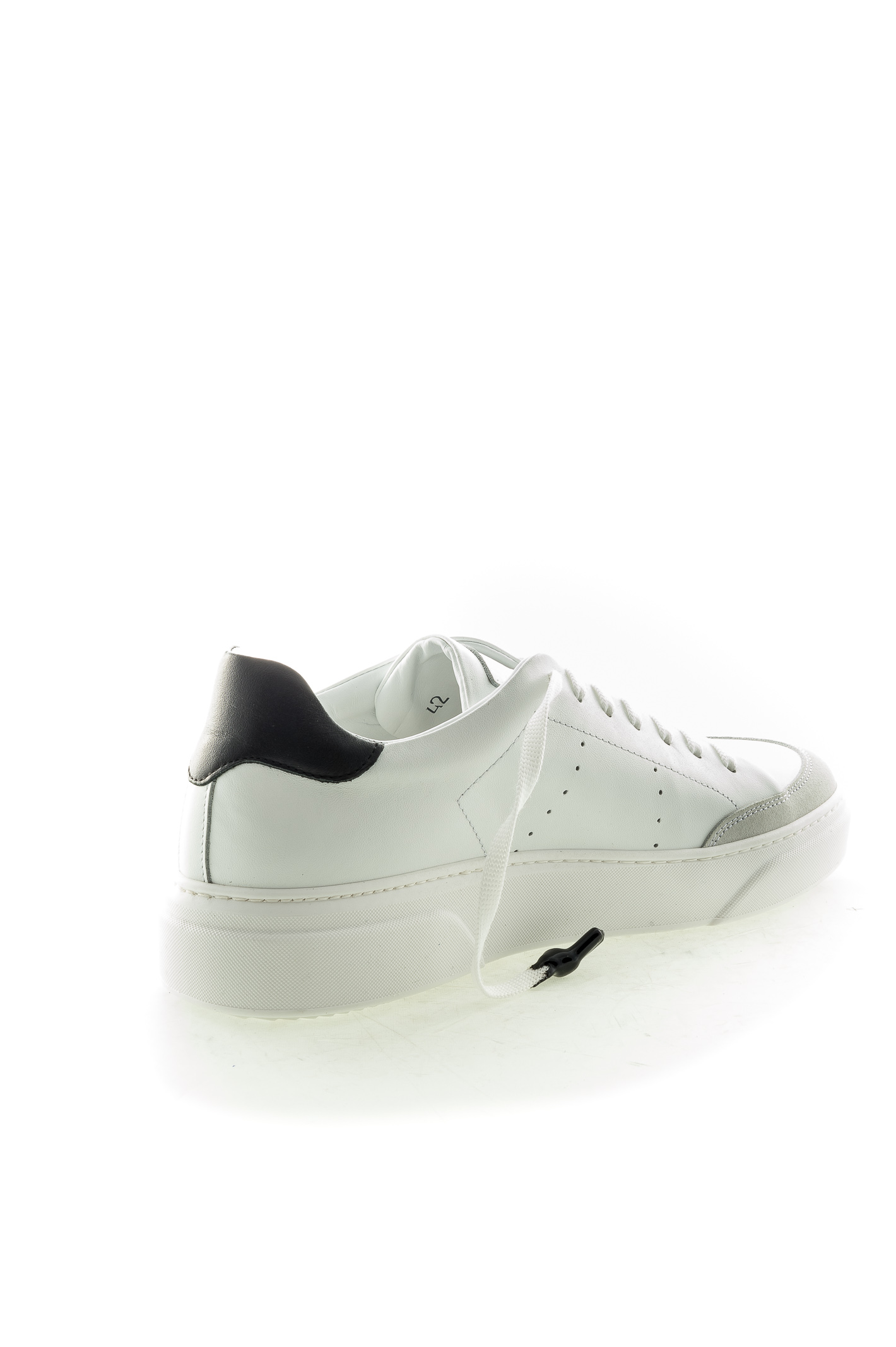 PH8PELLE-WHITE/BLACK