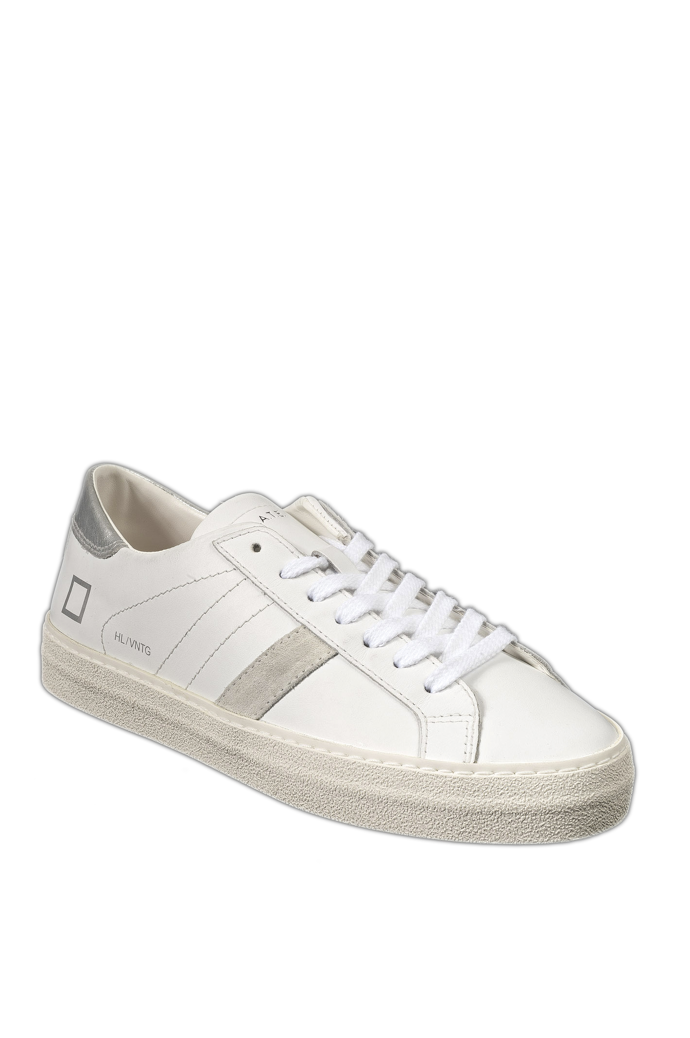 HILL LOW DCALF-WHI/SILVER