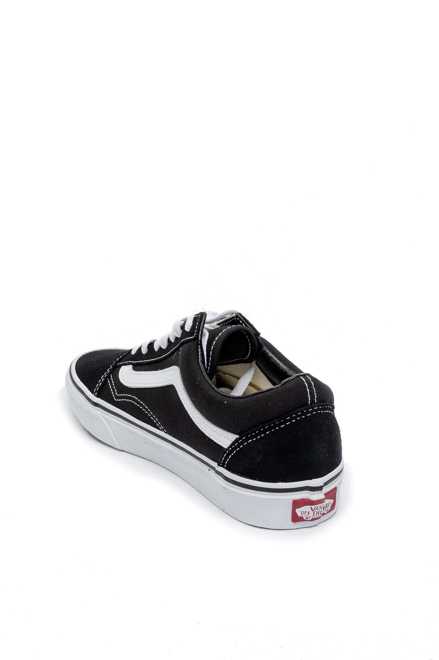VN000D3HY281OLD SKOOL-BLACK/WHITE