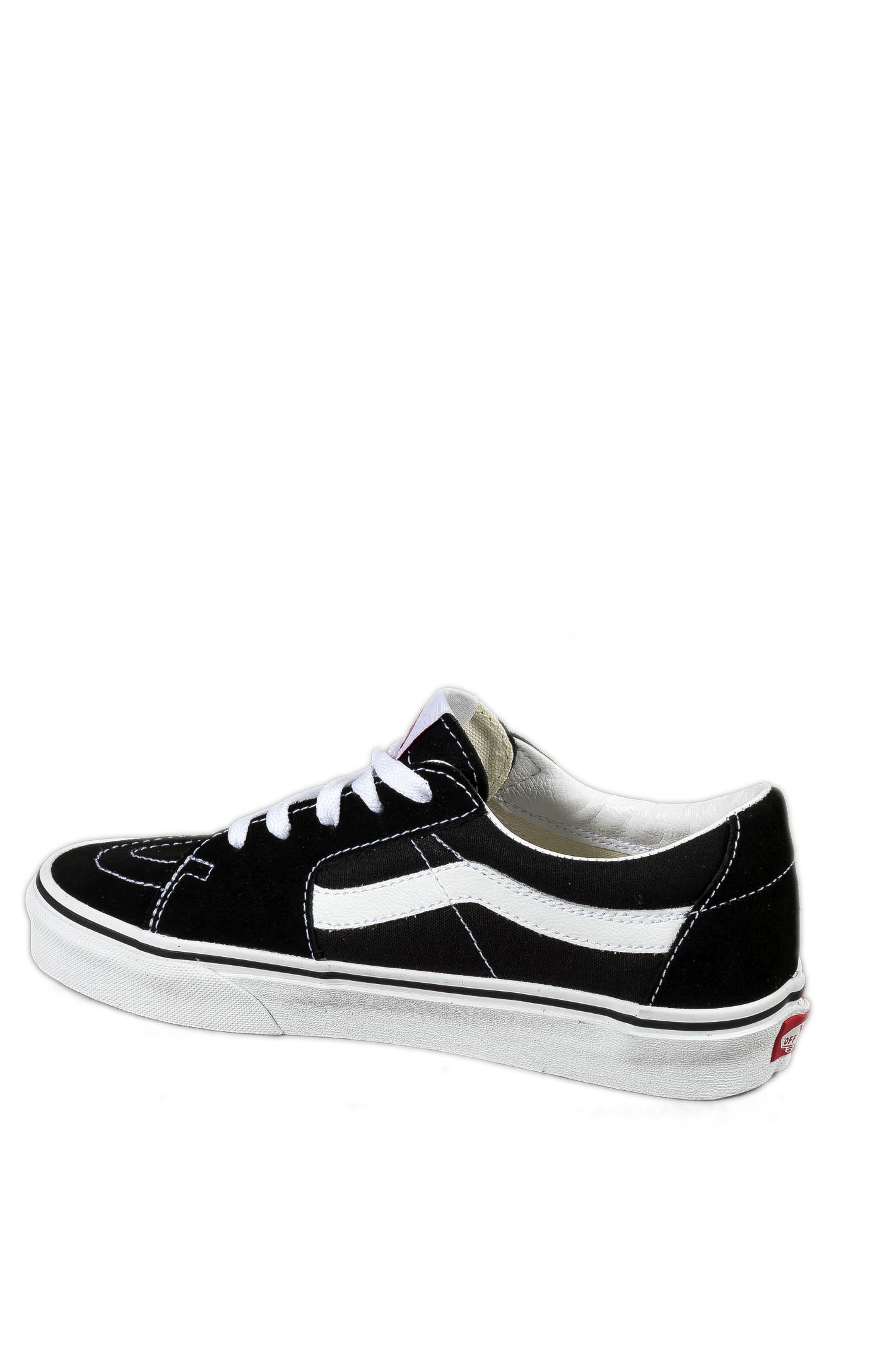VN0A4UUK6BT1SK8 LOW-BLACK/WHITE