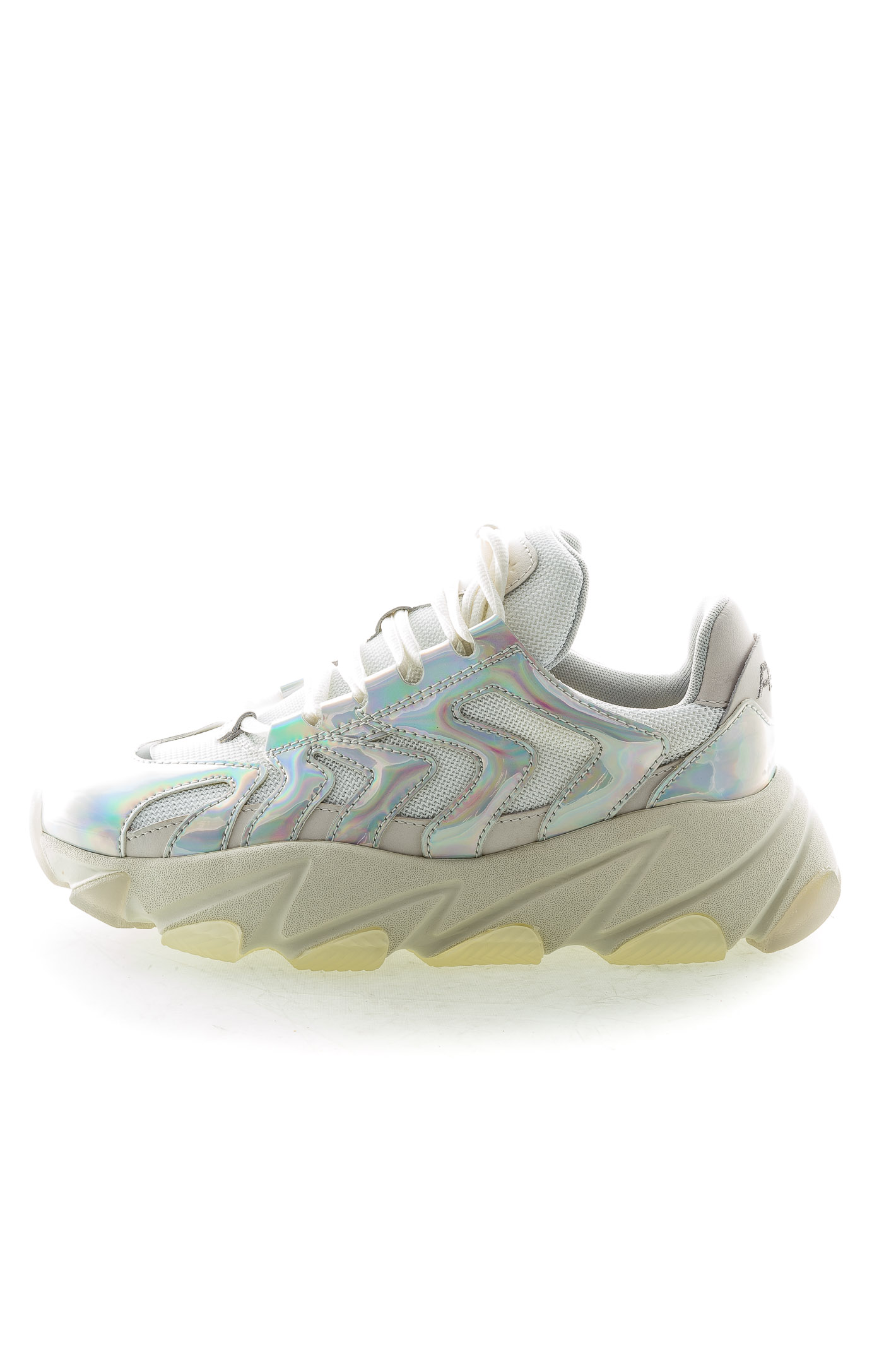 EXTREMEPELLE/MESH-WHT/SIL