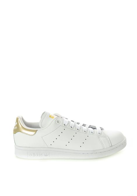 Adidas stan smith bianco/oro ADIDAS | Sneakers | EE8836STAN SMITH-WHI/GOLD