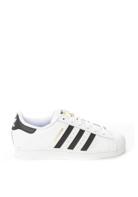 Adidas superstar bianco/nero ADIDAS | Sneakers | EG4958SUPERSTAR-WHI/BLK