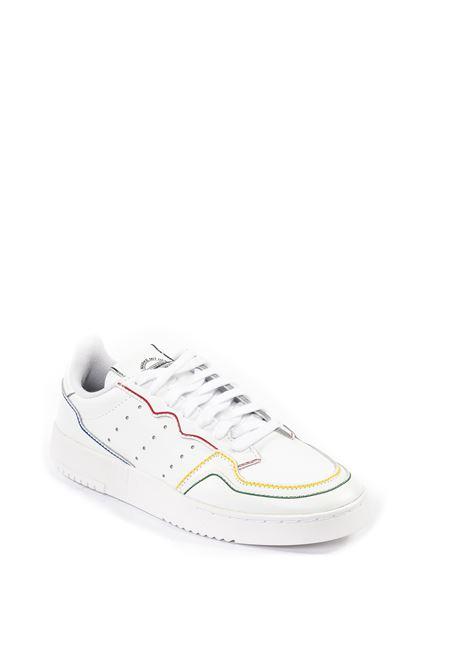 Adidas sneaker supercourt bianco multi ADIDAS   Sneakers   FX9058SUPERCOURT-WHI/MULTI