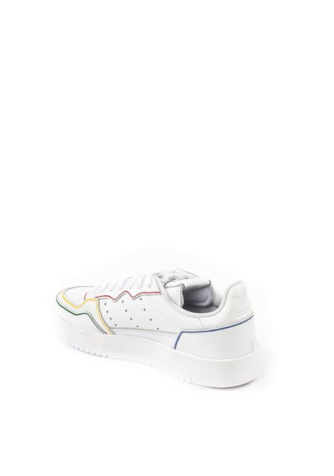 Adidas sneaker supercourt bianco multi ADIDAS | Sneakers | FX9058SUPERCOURT-WHI/MULTI