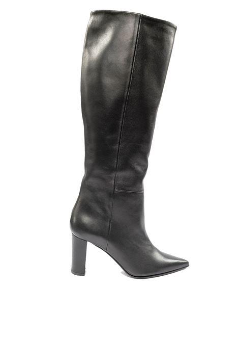 Stivale t70 pelle nero ASHLEY COLE | Stivali | 662NAPPA-NERO