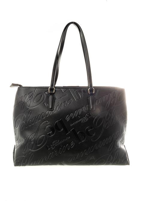Be Blumarine shopping ginevra nero BE BLUMARINE | Borse a spalla | BBA2GINEVRA-MI8