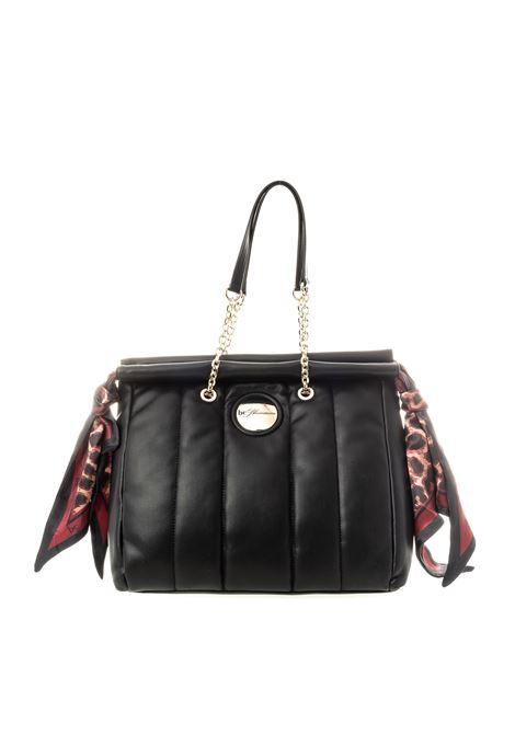 Be Blumarine shopping jeanne nero BE BLUMARINE | Borse a spalla | BBM1JEANNE-899