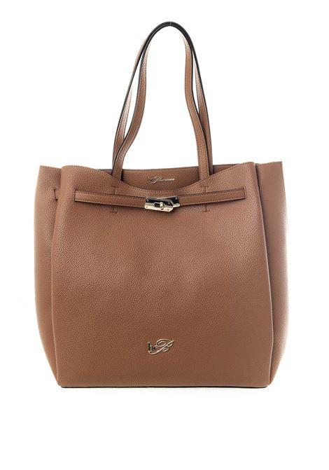 Be Blumarine shopping sabrina cuoio BE BLUMARINE | Borse a spalla | BBV1SABRINA-712