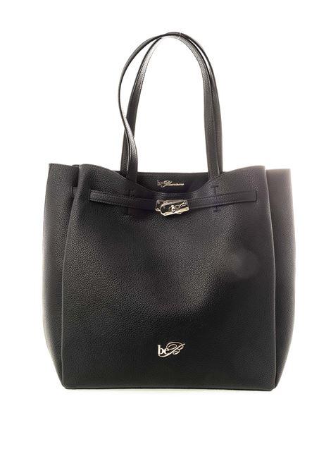 Be Blumarine shopping sabrina nero BE BLUMARINE | Borse a spalla | BBV1SABRINA-899