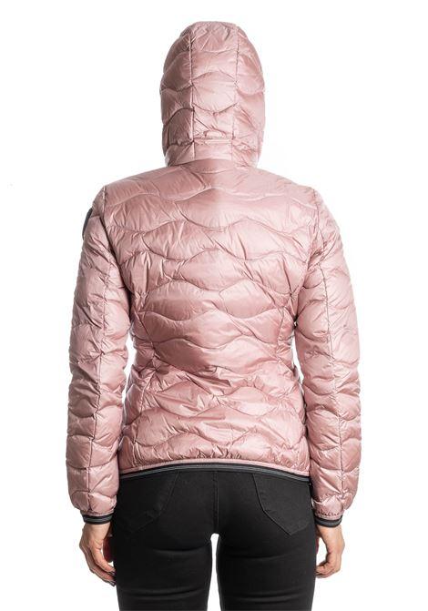Piumino onde opaco rosa BLAUER | Piumini | 3569PIUMA-527