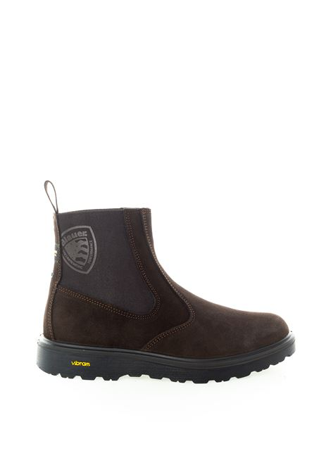 Blauer anfibio guantanamo marrone BLAUER | Anfibi | GUANTANAMO5LEATHER-D.BROWN