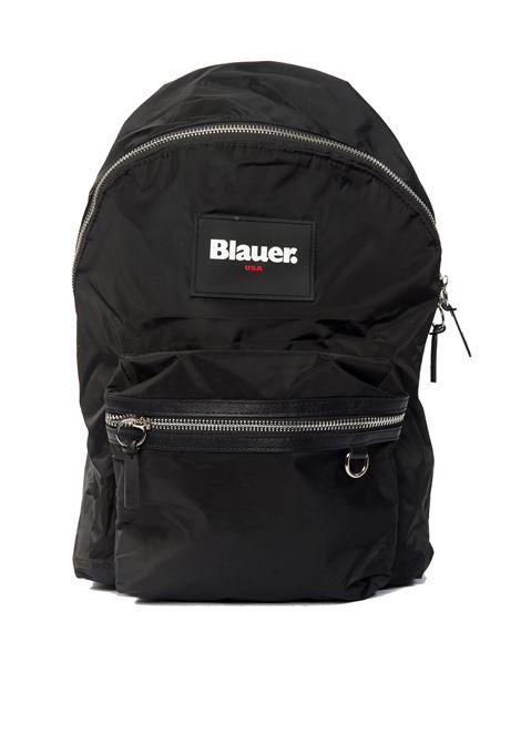 Blauer zaino nevada nylon nero BLAUER | Zaini | NEVADA 01CNYLON-BLACK