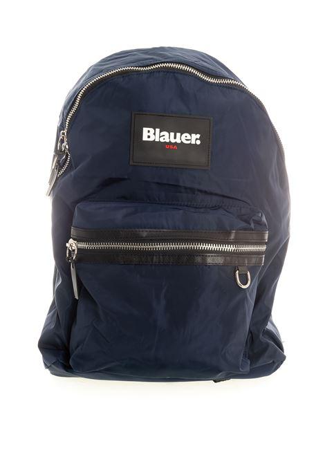 Blauer zaino nevada nylon blu BLAUER | Zaini | NEVADA 01CNYLON-NAVY