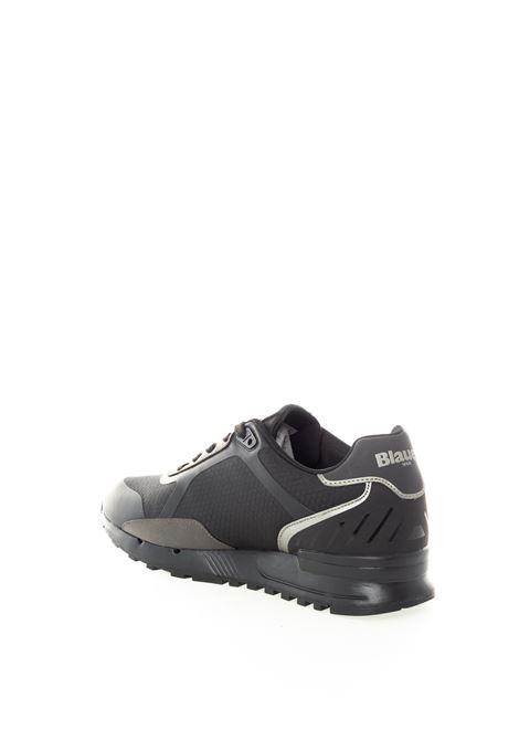 Blauer sneaker tyler nero BLAUER | Sneakers | TYLER03NYLON-BLACK