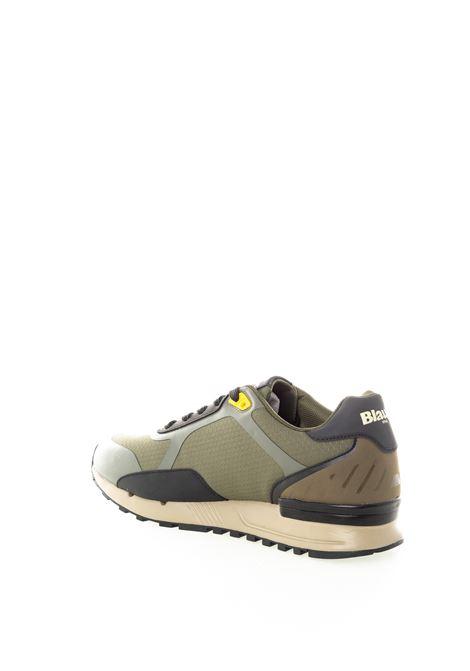 Blauer sneaker tyler militare BLAUER | Sneakers | TYLER03NYLON-MILITARY