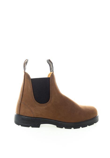 Beatles nubuck marrone BLUNDSTONE FOOTWEAR | Stivaletti | 1620NUBUCK-BROWN