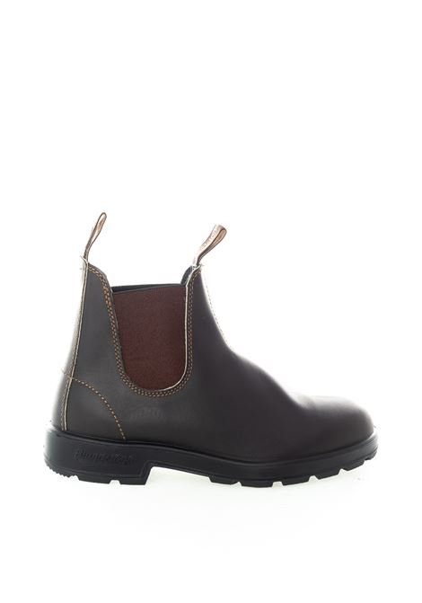 Blundstone beatles pelle marrone BLUNDSTONE FOOTWEAR | Stivaletti | 500LEATHER-BROWN