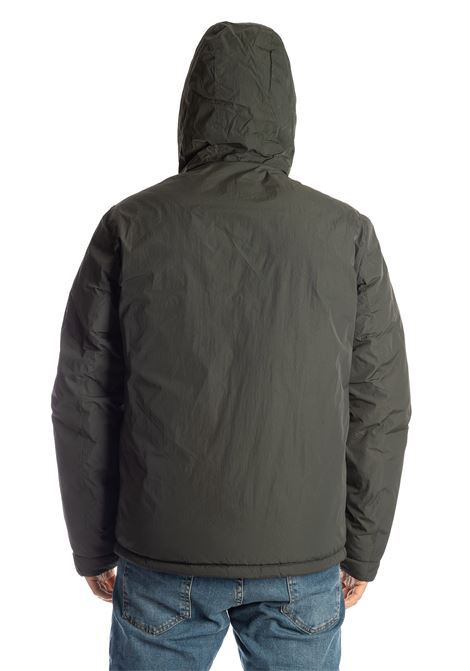 Bomber nylon verde CENSURED | Giubbini | 3758TES-322
