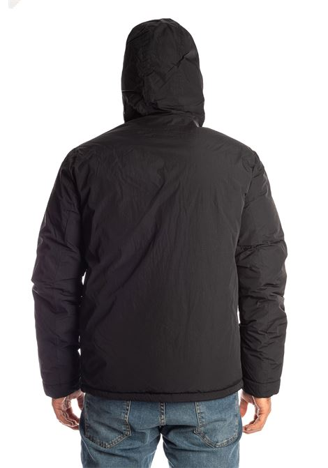 Bomber nylon nero CENSURED | Giubbini | 3758TES-90