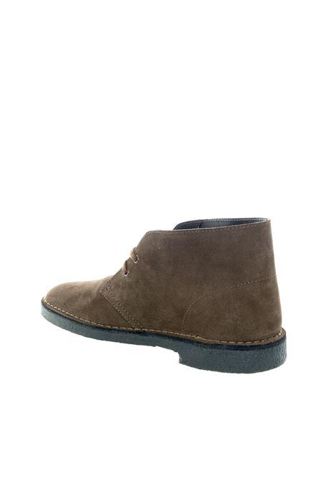 Polacchino desert boot marrone CLARKS ORIGINAL | Stringate | 155485DESERTBOOT-BROWN