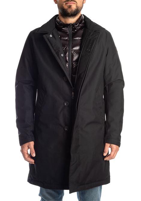 Field jacket nero COLMAR | Giubbini | 1205R8UX-99