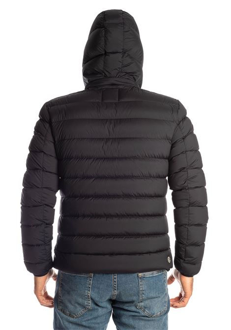 Piumino cappuccio nero COLMAR | Piumini | 1250R2SE-99