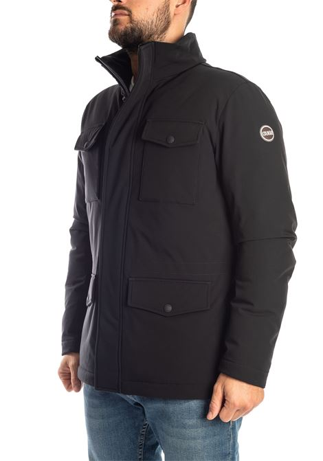 Field jacket corto nero COLMAR | Giubbini | 12962TR-99