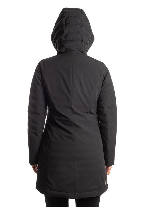 Giubbino nylon stretch nero COLMAR | Giubbini | 22592TR-99