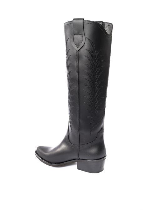 Dakota Boots stivale engrasada 50 nero DAKOTA BOOTS | Stivali | 60ENGRASADA-NERO