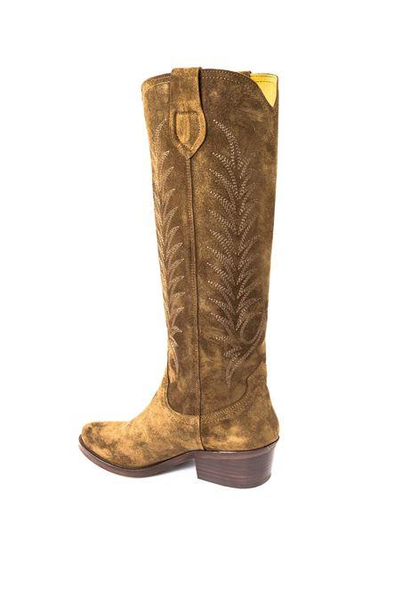 Dakota Boots stivale oil 60 cappuccino DAKOTA BOOTS | Stivali | 60OIL-CAPPUCCINO