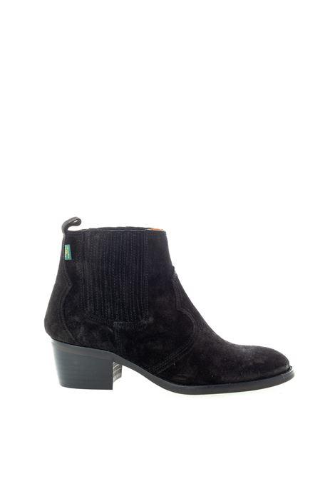 Dakota Boots tronchetto oil nero DAKOTA BOOTS | Tronchetti | DKT73OIL-NERO