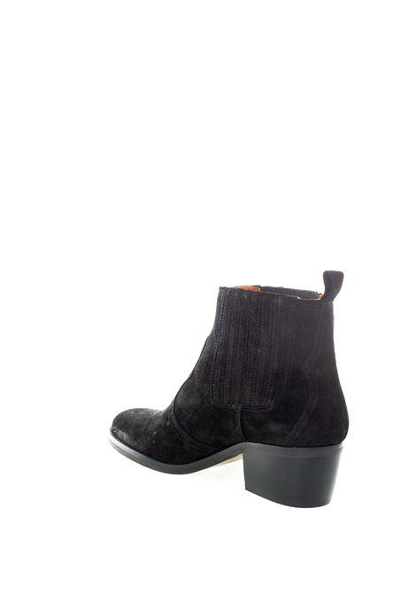 Dakota Boots tronchetto oil nero DAKOTA BOOTS | Tronchetti | 73OIL-NERO