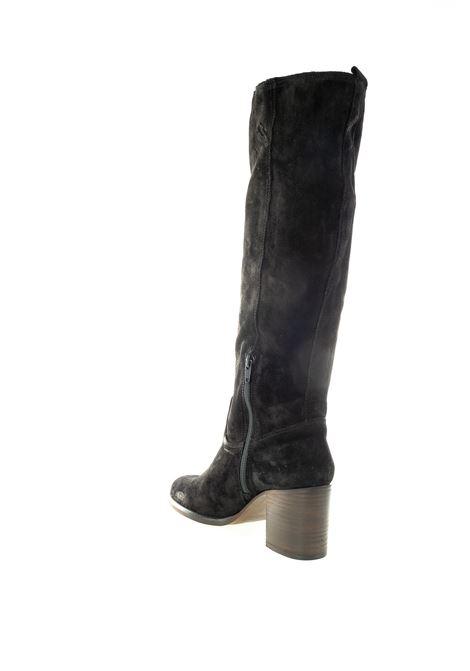 Dakota Boots stivale camoscio nero DAKOTA BOOTS | Stivali | 8OIL-NERO