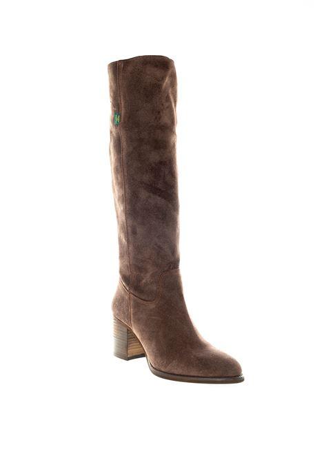 Dakota Boots stivale camoscio moro DAKOTA BOOTS | Stivali | 8OIL-VISONE