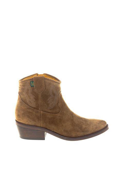 Dakota Boots tronchetto oil cappuccino DAKOTA BOOTS | Tronchetti | DKT68OIL-CAPPUCCINO