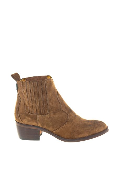 Dakota Boots tornchetto oil cuoio DAKOTA BOOTS | Tronchetti | DKT73OIL-CAPPUCCINO