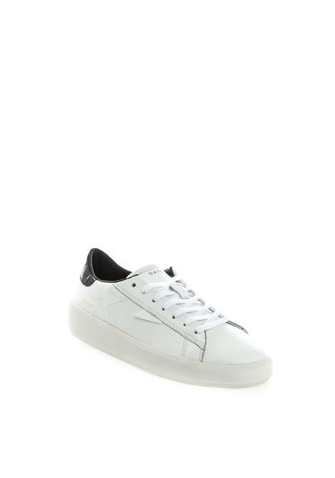 D.A.T.E sneaker ace bianco/nero DATE | Sneakers | ACE DCALF-WHI/BLACK