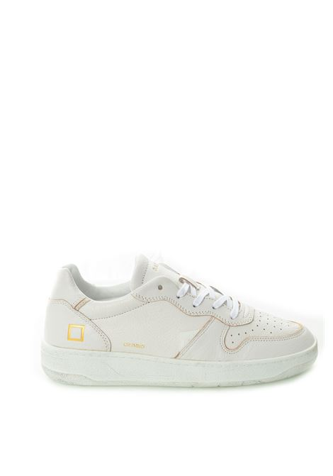 D.A.T.E sneaker court bianco DATE | Sneakers | COURTMONO-WHITE