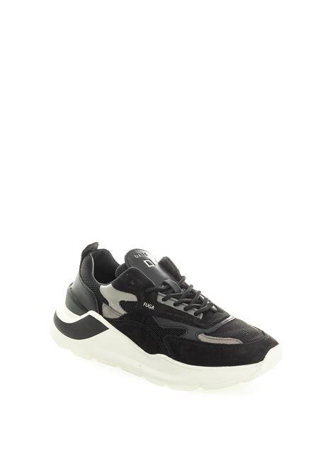 D.A.T.E sneaker fuga mesh nero DATE | Sneakers | FUGAMESH-BLACK