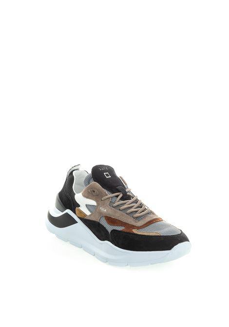 D.A.T.E sneaker fuga mesh taupe DATE | Sneakers | FUGAMESH-MUD