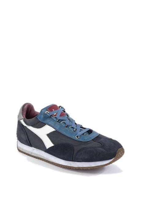 Sneaker equipe heritage blu DIADORA HERITAGE | Sneakers | 174736EQUIPE DIRTY-60078