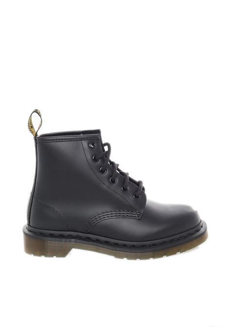 Anfibio 101 smooth nero DR. MARTENS | Anfibi | 101SMOOTH-BLACK